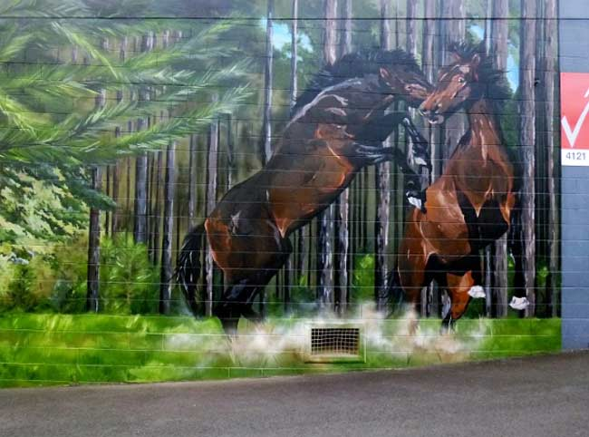 Maryborough Mural
