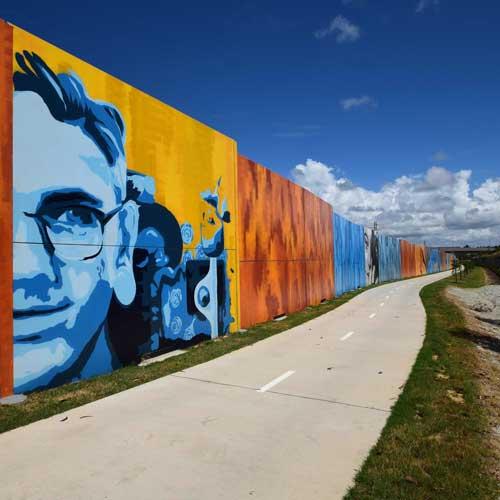 australian mural artists