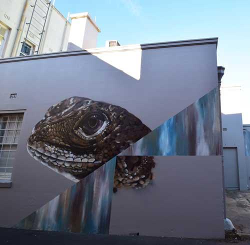 Toowoomba Mural
